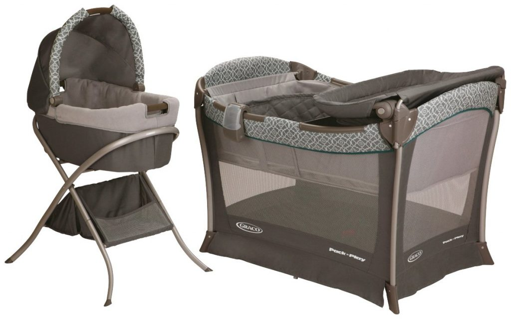 Graco Pack and Play Playard - Best Bassinet Overall