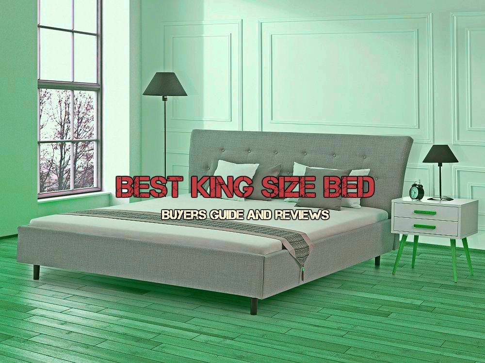 Best King Size Bed 2018 – Buyer's Guide