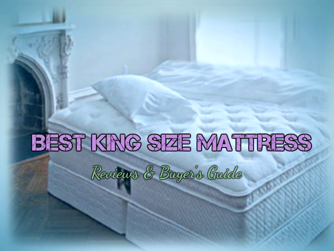 Best King Size Mattress 2018 – Reviews & Buyer's Guide