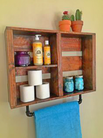shelves for bedroom rustic decor diy wood crate shelves wifeknows 13145