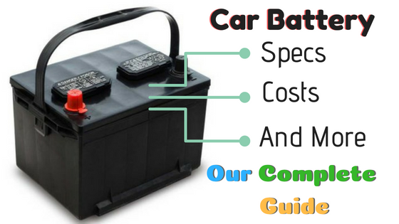 how much is a car battery