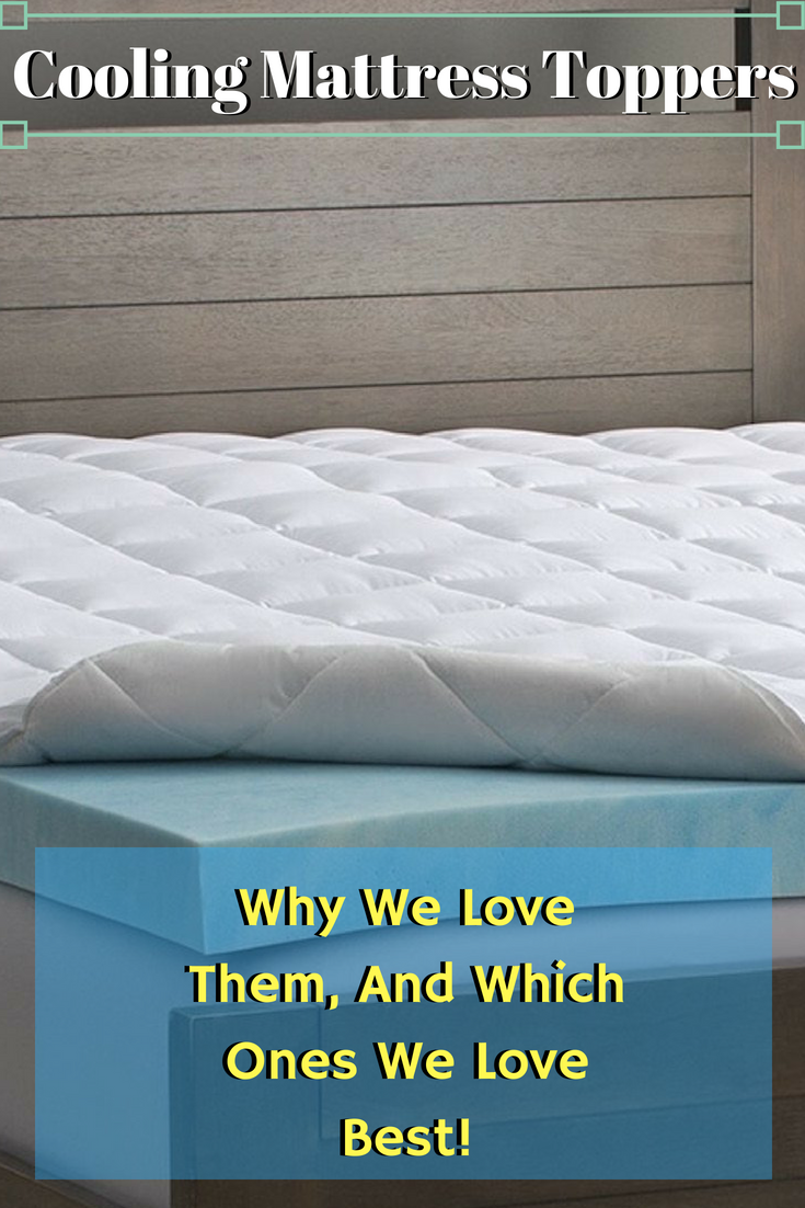 Cooling Mattress Toppers