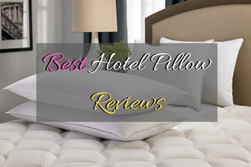 Hotel Pillow Reviews