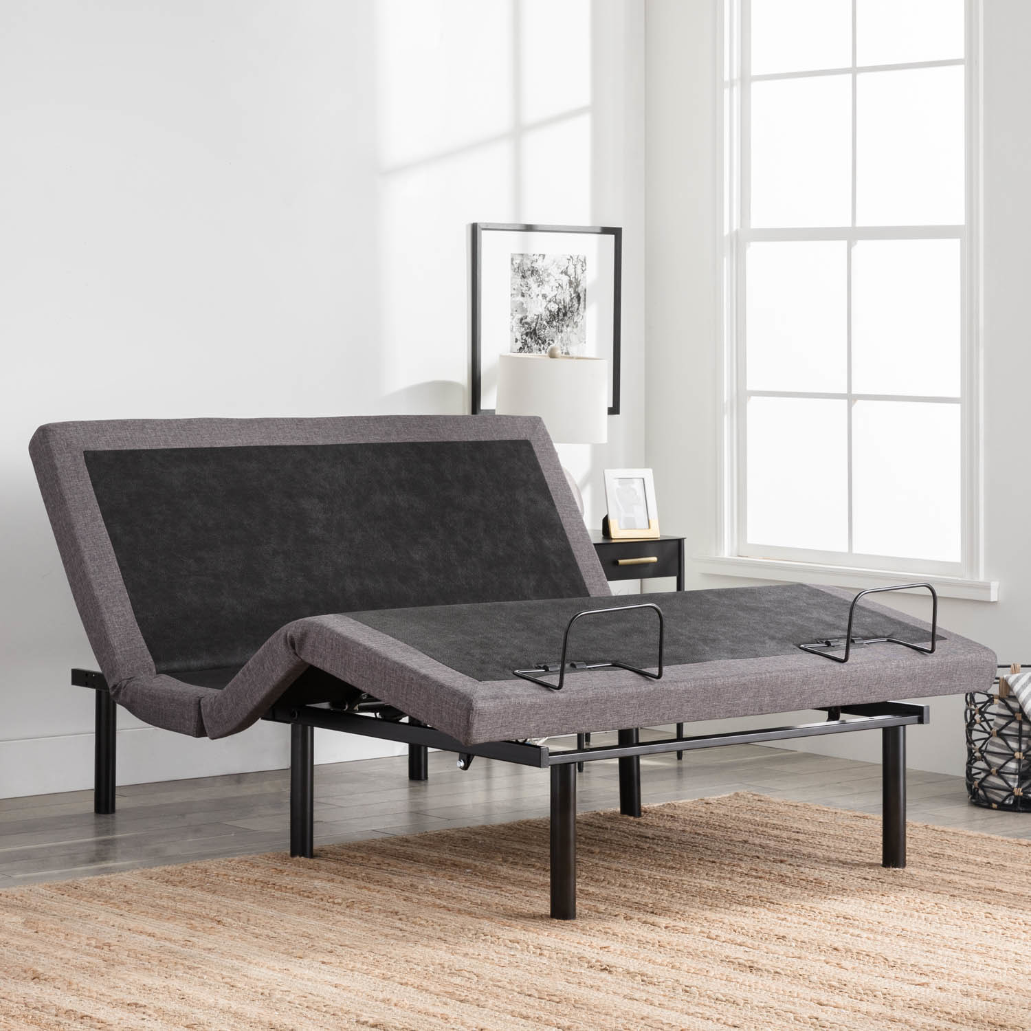 LUCID L300 Adjustable Bed Base