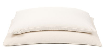 ComfySleep Rectangular Buckwheat Hull Pillow
