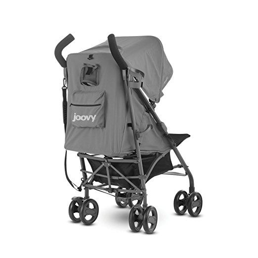 JOOVY New Groove Ultralight Umbrella Stroller, Charcoal