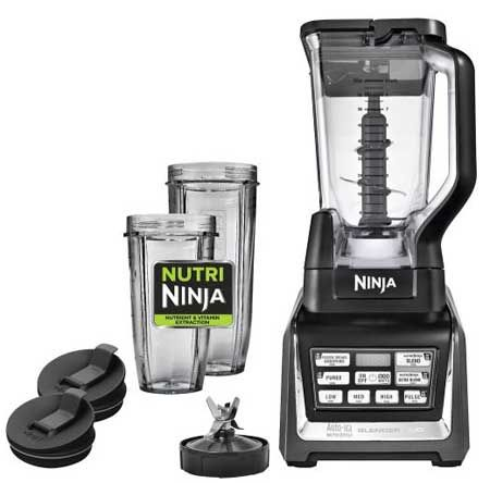 Nutri Ninja Personal and Countertop Blender BL642