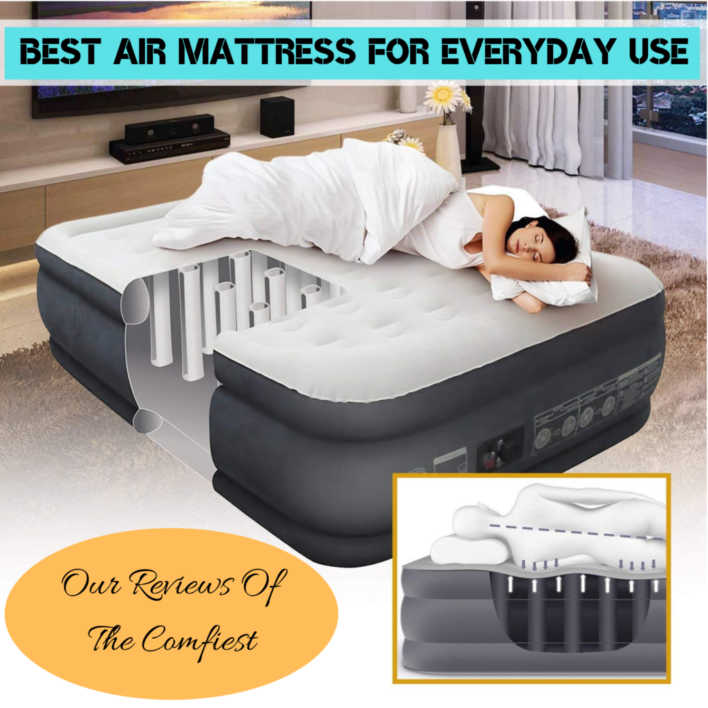 Best Air Mattress For Everyday Use featured image