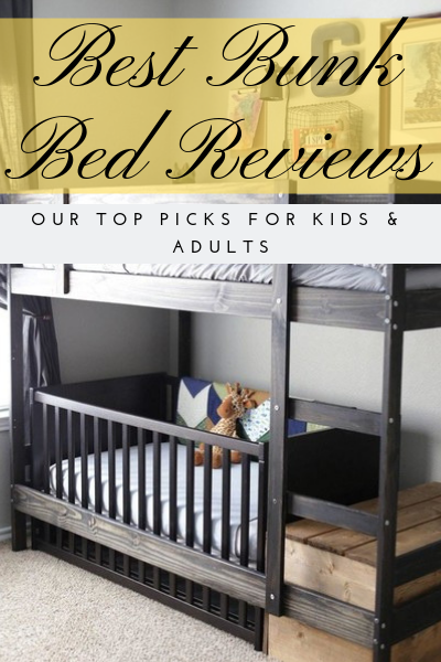 Best Bunk Bed Reviews featured image