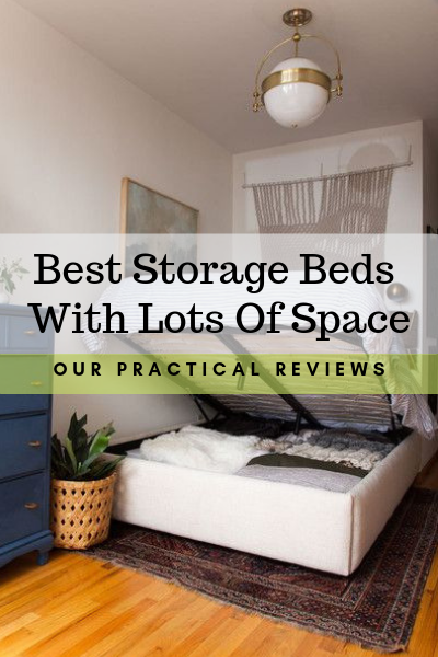 Best Storage Beds With Lots Of Space featured image