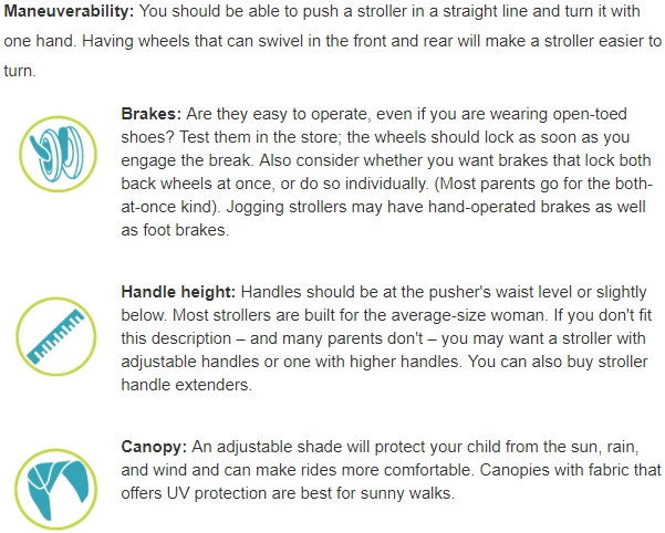 How To Buy A Stroller: Our Simple Guide For New Parents In 2019