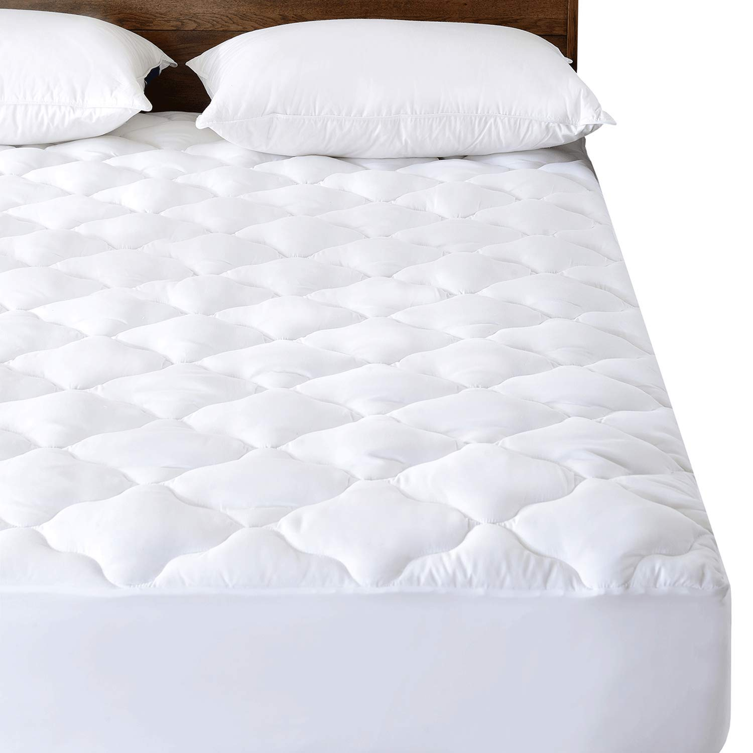 Basic Beyond Quilted Waterproof Mattress Pad