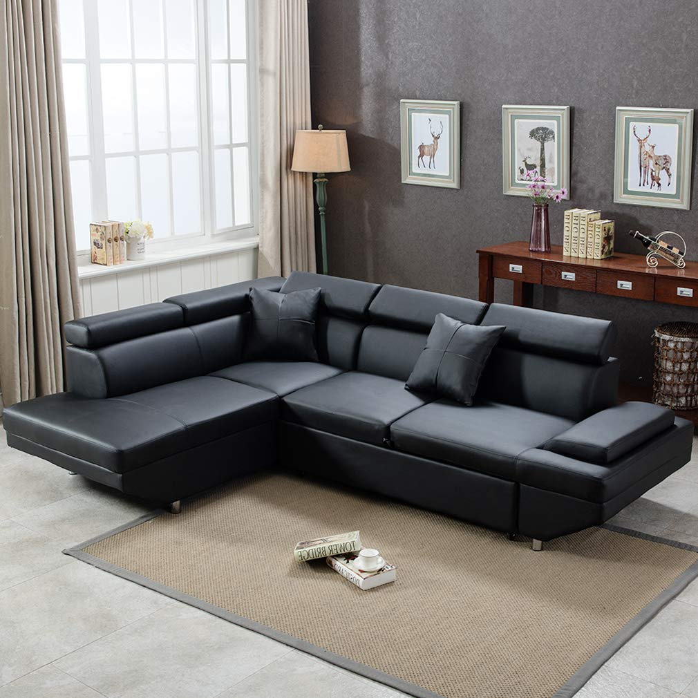FDW Sofa Sleeper Couch Bed