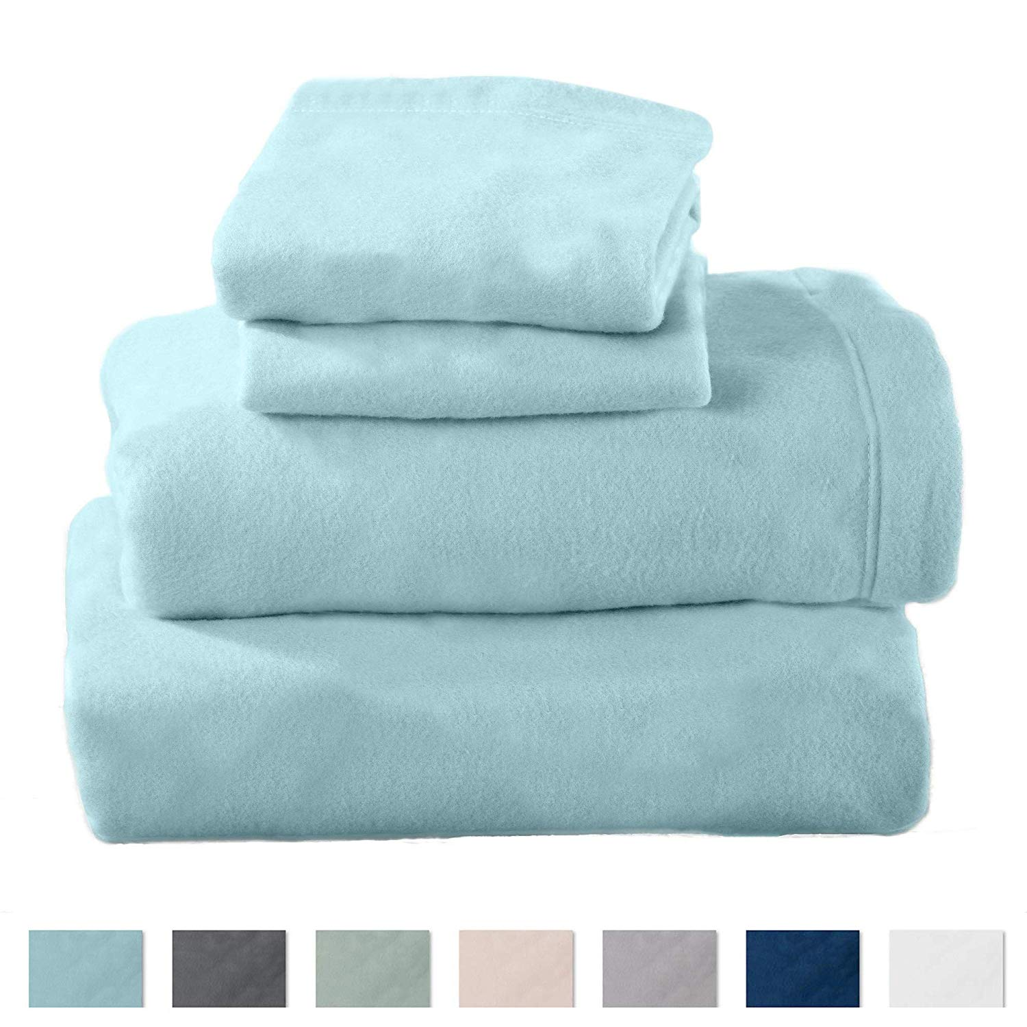 Home Fashion Designs May Collection Super Soft Extra Plush Polar Fleece Sheet Set